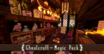 Ghoulcraft [Magic] Pack (10/20/20) Minecraft Texture Pack