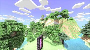 PHOENIX SHADERS  - Windows 10 Edition Minecraft Texture Pack