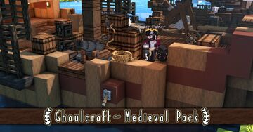 Ghoulcraft [Medieval] Pack (7-6-20) Minecraft Texture Pack