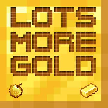 Lots More Gold Texture Pack v2  1.14+  1.15+ Minecraft Texture Pack