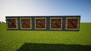 3D V2 (1.10.2) Minecraft Texture Pack