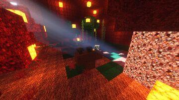 S&K Photo Realism Nether Addon 128x [1.16.3] Minecraft Texture Pack