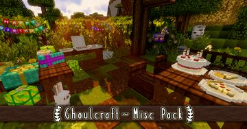 Ghoulcraft [Misc] Pack (10/20/20) Minecraft Texture Pack