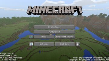 Better Together Panorama Minecraft Texture Pack