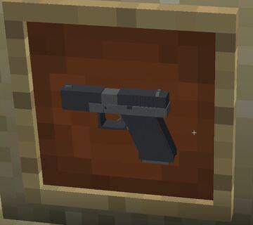 GWarfare - Bow to gun 3D Minecraft Texture Pack