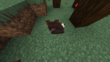 Tasmanian Devil (Optifine) (Replace fox) Minecraft Texture Pack