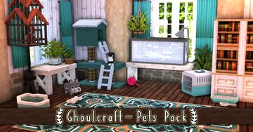 Ghoulcraft [Pets] Pack (7-6-20) Minecraft Texture Pack