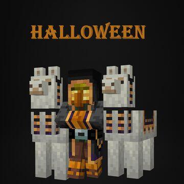 Halloween trader pack Minecraft Texture Pack