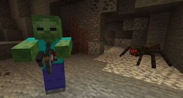 Tom's Biome Mobs 1.15 Minecraft Texture Pack
