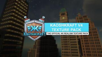 Kaoshkraft V4 (KK V4) Texture Pack! | The Official KK Realism Texture Pack! Minecraft Texture Pack
