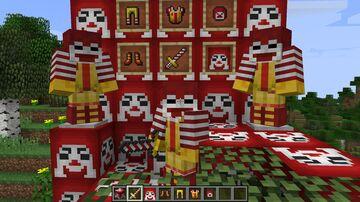 RONALD MCDONALD PACK 1.8 - 1.16 Minecraft Texture Pack