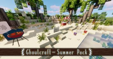 Ghoulcraft [Summer] Pack (7-6-20) Minecraft Texture Pack
