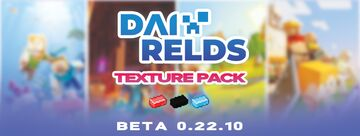 DAIRELDS PACK - Bedrock Edition Minecraft Texture Pack