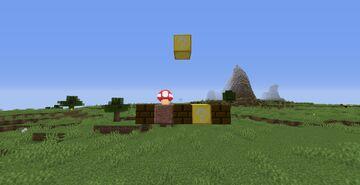The Super Mario Bros. Super Pack Minecraft Texture Pack
