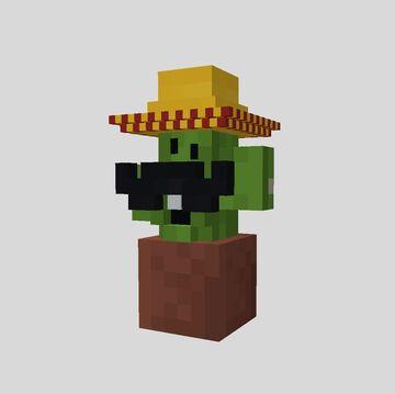 Señor Bumbo Cacteeni Minecraft Texture Pack