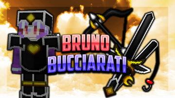 Bruno Bucciarati [128x] PVP Pack Minecraft Texture Pack