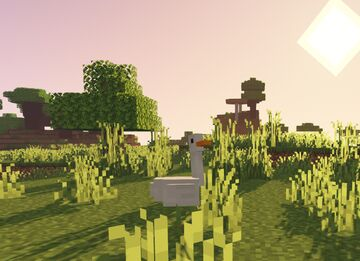 Not Chicken, but G O O S E Minecraft Texture Pack