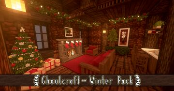 Ghoulcraft [Winter] Pack (7-6-20) Minecraft Texture Pack