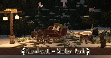 Ghoulcraft [Winter] Pack (12-15-20) Minecraft Texture Pack