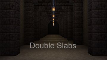 Double Slabs Minecraft Texture Pack