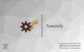 [ v1.0 | 1.14 ] - Tweakify - Programmer Art Redone (Reboot) Minecraft Texture Pack