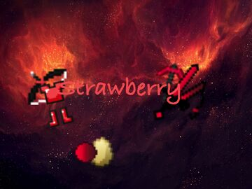 Strawberry, pvp texture pack Minecraft Texture Pack