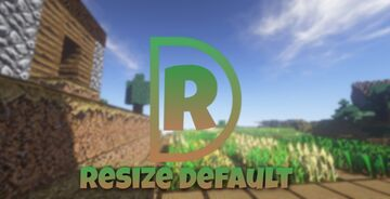 Resize Default PBR DISCONTINUED Minecraft Texture Pack