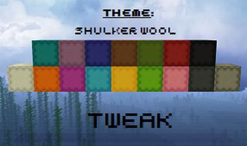 Wool Shulker Tweak [1.12]=[1.14] Minecraft Texture Pack