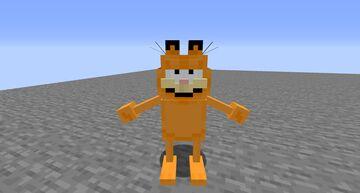 Garfield Cats Minecraft Texture Pack