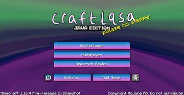 Craftlqsa (Java Edition 1.15+) Minecraft Texture Pack