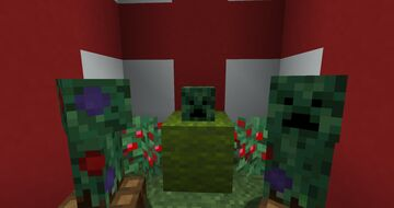 Christmas Creepers-Merry Christmas! Minecraft Texture Pack