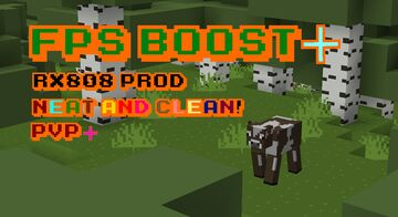 FpsBoost+ (Full Release) Minecraft Texture Pack