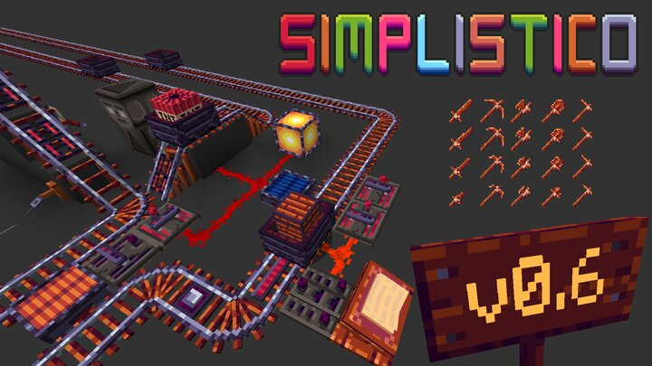 v0.6 - Redstone, Tools, Signs and more!