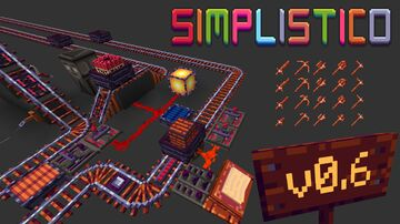 Simplistico [Download] [1.15.X] [WIP] Minecraft Texture Pack