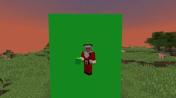 GreenScreen Block Minecraft Texture Pack