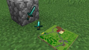 Invisible item frame texture pack for 1.16 Minecraft Texture Pack