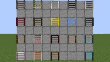Fancier Ladders v2 Minecraft Texture Pack