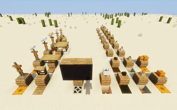 Emma's CIT Pack: 1.14 through 1.16! Minecraft Texture Pack
