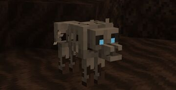 Fishy's Soul Hounds (and soul skeletons) Minecraft Texture Pack