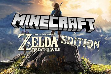 [NEW MAIN MENU!] Ultimate Legend Of Zelda: Breath of the Wild | Minecraft Edition Texture Pack Minecraft Texture Pack