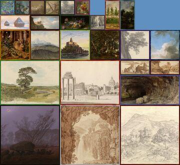 Bopdum Paintings (Public Domain Artworks) Minecraft Texture Pack