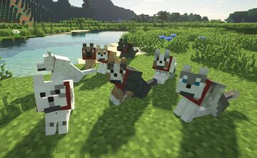 Breeds Minecraft Texture Pack