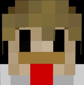 Gricken (Chicken in a Grian costume) Minecraft Texture Pack