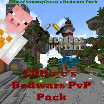 SammyGreen's Bedwars Pack Edit (Little_c's PvP) Minecraft Texture Pack