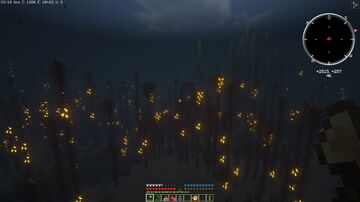Beautiful - underwater biomes & more Minecraft Texture Pack