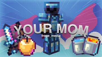 YOUR MOM ( Asul 16x ) Minecraft Texture Pack