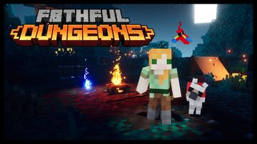 F8thful - Dungeons | An 8x8 Minecraft Dungeons Resource Pack Minecraft Texture Pack
