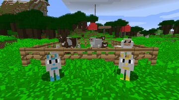 The Basic Pack by Blazing Wolf Minecraft Texture Pack