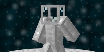 Space Suit Armor Minecraft Texture Pack