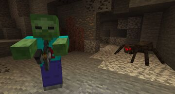 Tom's Biome Mobs 1.14 Minecraft Texture Pack